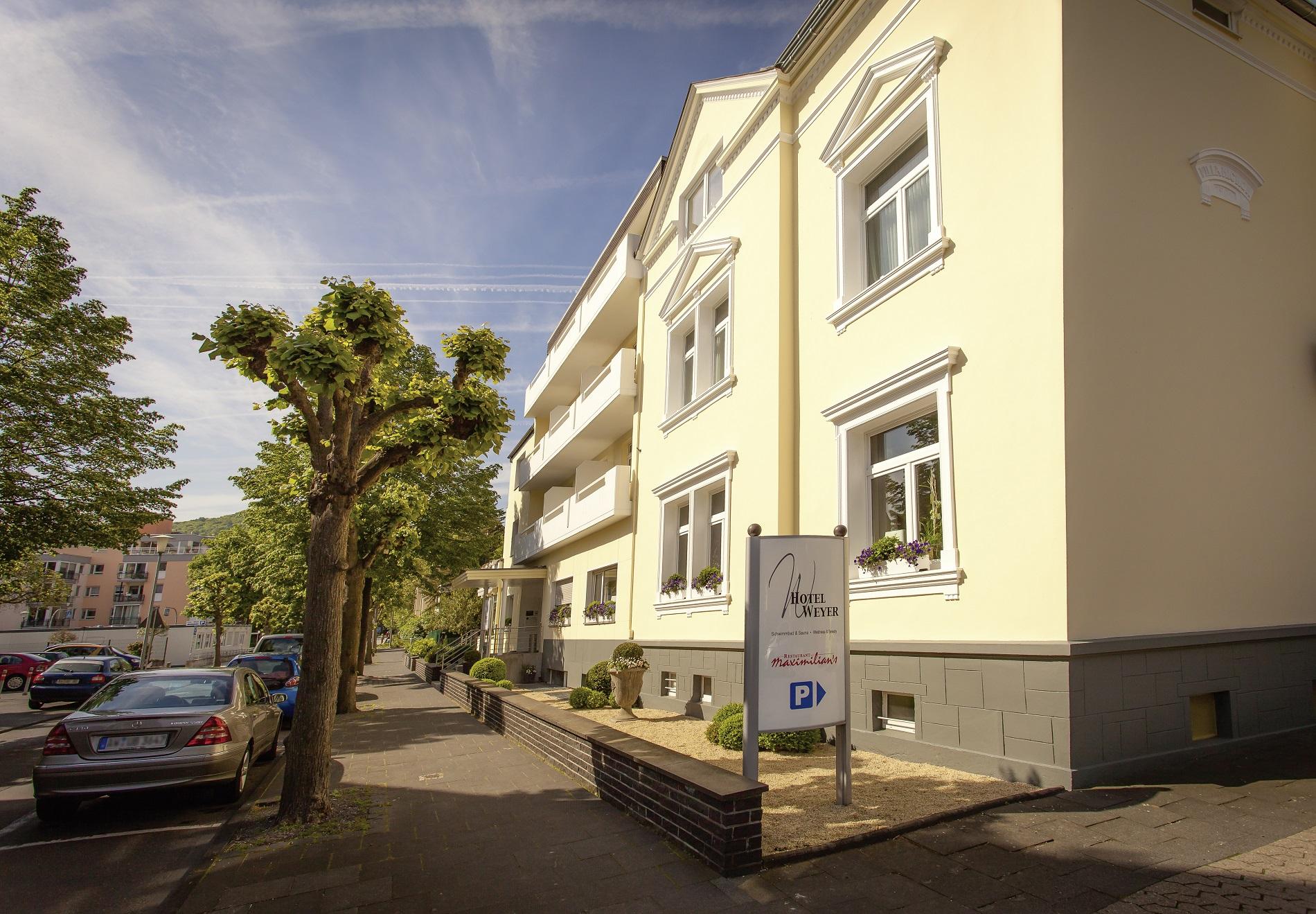 hotel weyer hotels in bad neuenahr ahrweiler. Black Bedroom Furniture Sets. Home Design Ideas